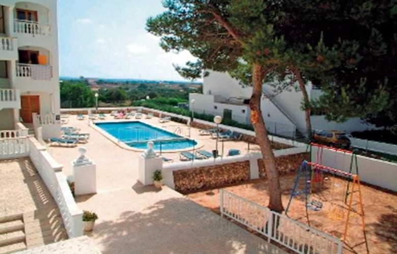 Apartamentos Mar Blanca - Pool - 9