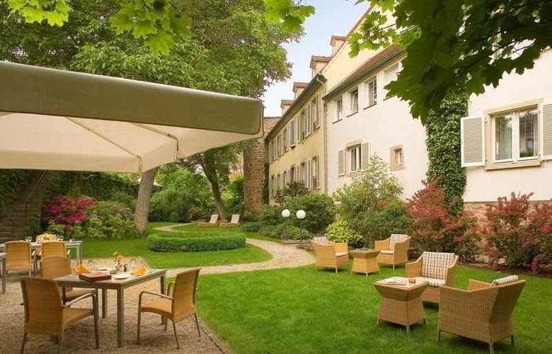 Hotel a la Cour D' Alsace - Terrace - 8