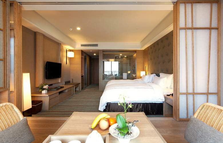 Fullon Hotel Tamsui Fishermen´s Wharf - Room - 2
