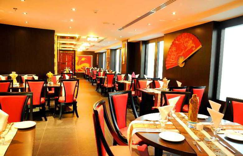 Howard Johnson Hotel Bur Dubai - Restaurant - 15