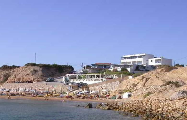 Golden Milos Beach - Hotel - 2