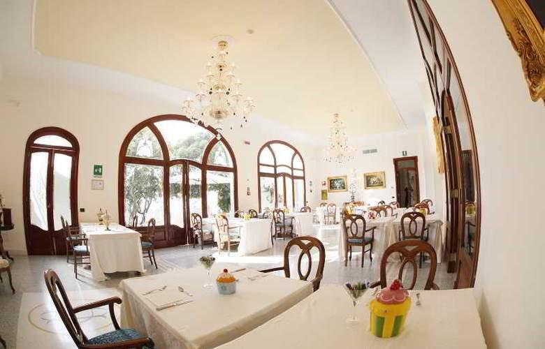 Grand Hotel di Lecce - Restaurant - 7