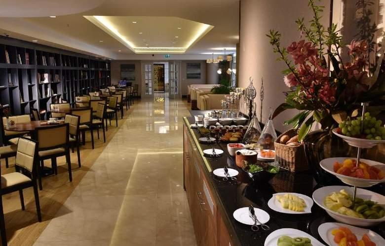 CVK Park Bosphorus Istanbul - Restaurant - 76