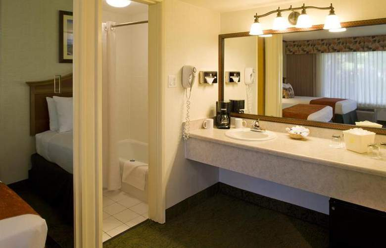 Best Western Seven Seas - Room - 2
