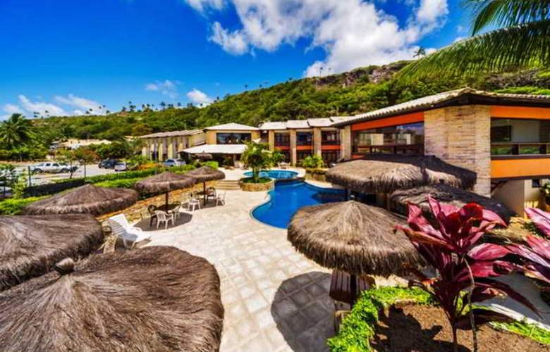 Quinta Do Sol Praia Hotel - Pool - 6