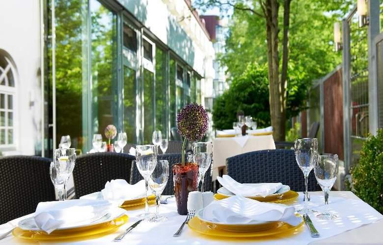 Leonardo Hotel & Residenz Muenchen - Terrace - 29