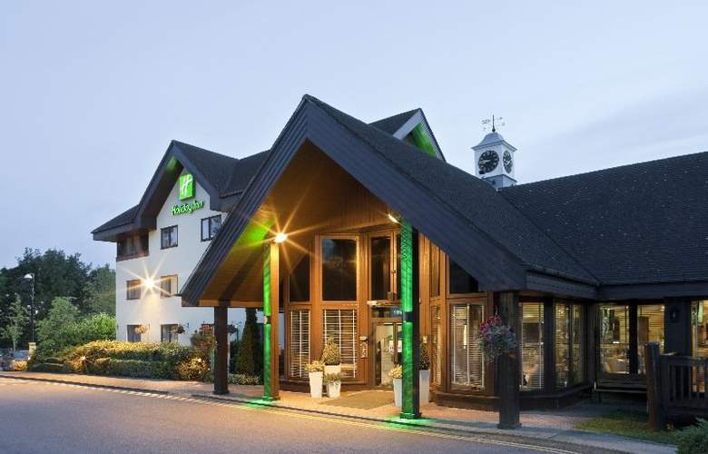 Holiday Inn Hemel Hempstead M1/J8 - Hotel - 0