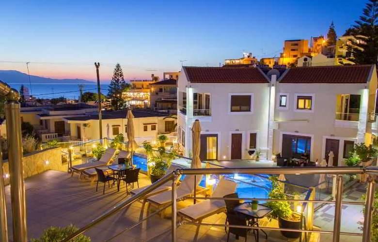 Esthisis suites Chania - Terrace - 10