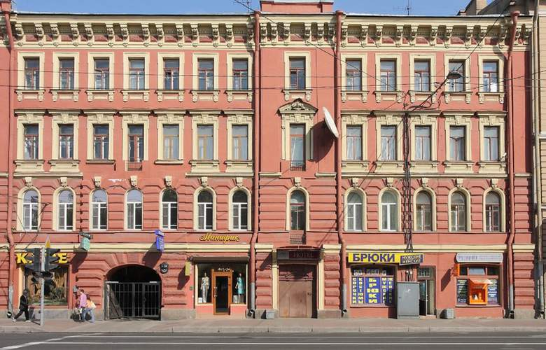 Rinaldi at Moskovsky 18 - Hotel - 0