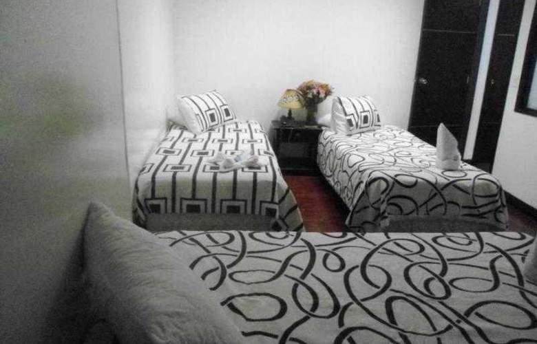 Hotel Esmeralda Real Bogota - Room - 12