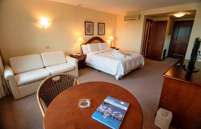 Arapey Thermal Resort and Spa Hotel - Room - 8