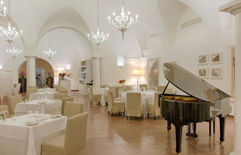 NH Collection Grand Hotel Convento di Amalfi - Restaurant - 18