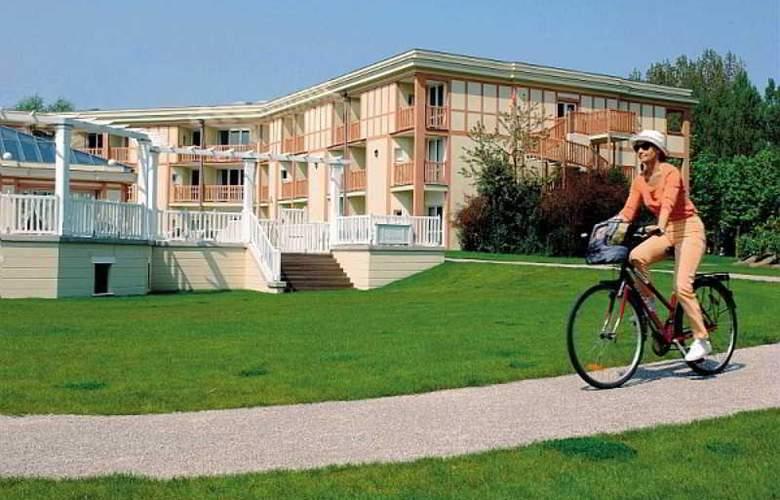 Residence les Jardins de la cote Opale - Hotel - 4