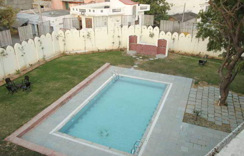 Sirsi Haveli - Pool - 7