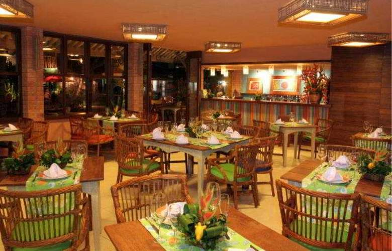 Sobrado da Vila Pousada - Restaurant - 5