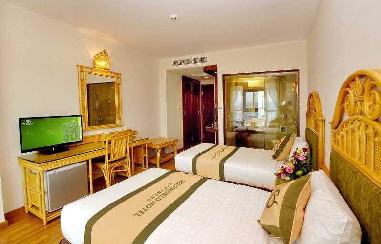 Green World Hotel Nha Trang - Room - 24