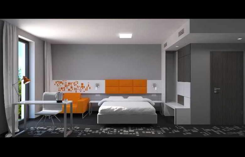 Q Hotel Krakow - Room - 5
