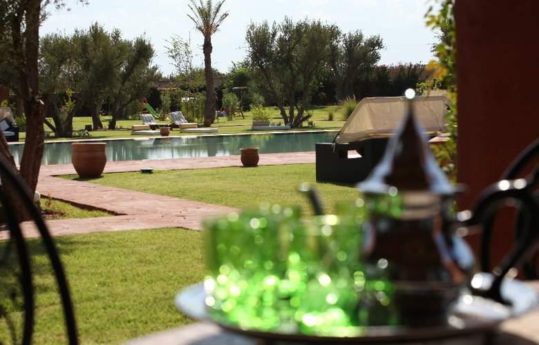les jardins de zyriab - Hotel - 6