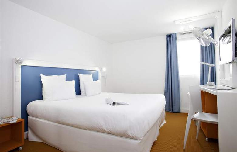 Best Western Bordeaux Aeroport - Room - 58