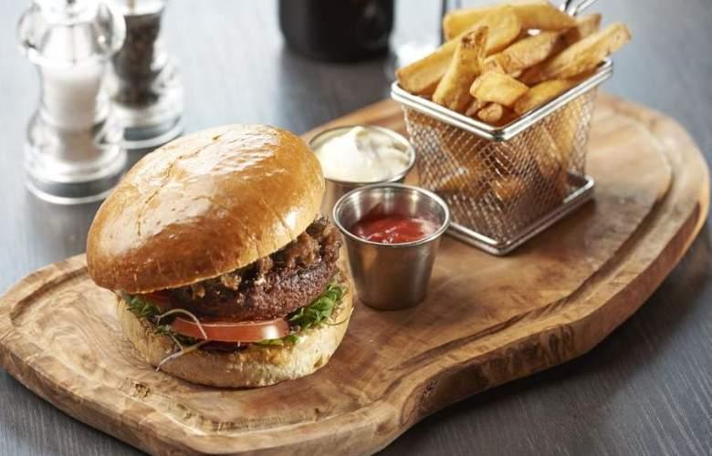 Hilton London Docklands Riverside - Restaurant - 6