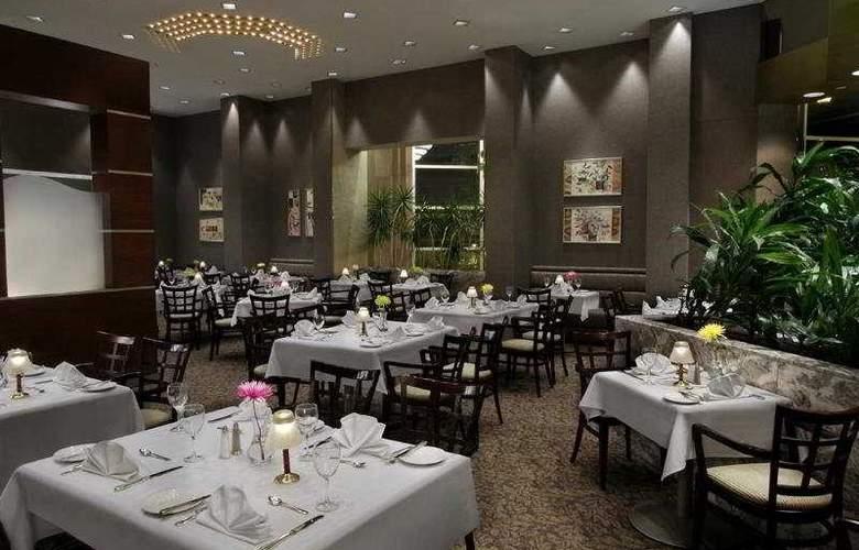 Hilton Suites Toronto Markham - Restaurant - 8