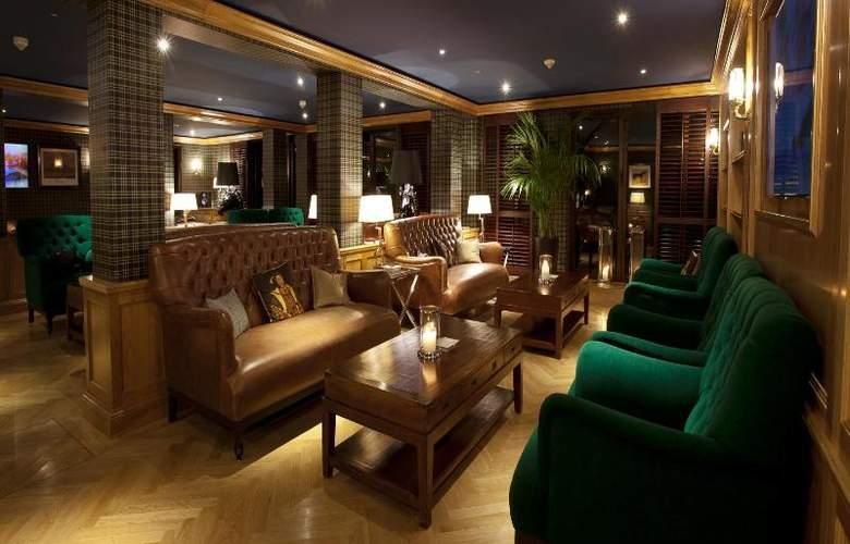 Kempinski Hotel Frankfurt Gravenbruch - Bar - 16