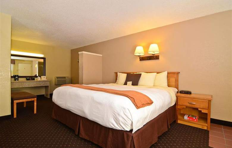 Best Western Turquoise Inn & Suites - Room - 52
