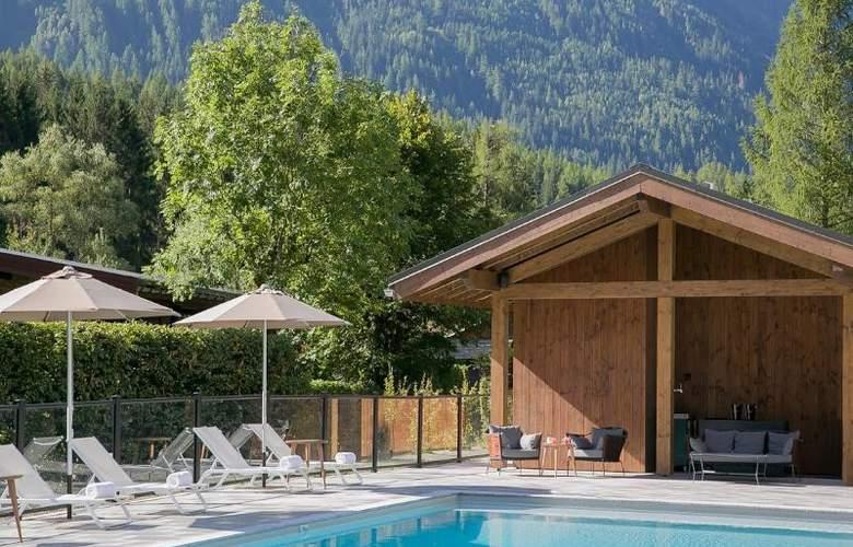 Best Western Plus Excelsior Chamonix Hotel & Spa - Pool - 47