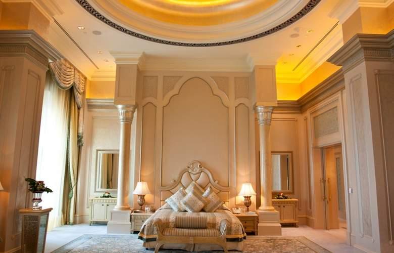 Emirates Palace - Room - 2