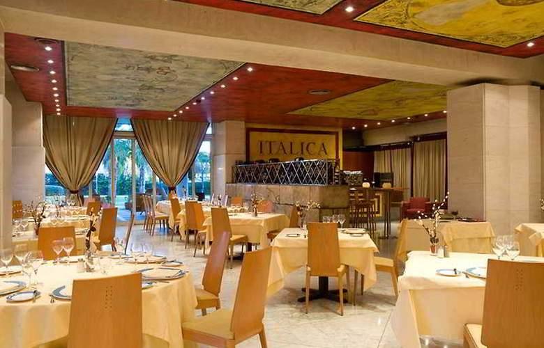 Silken Al-Andalus - Restaurant - 4