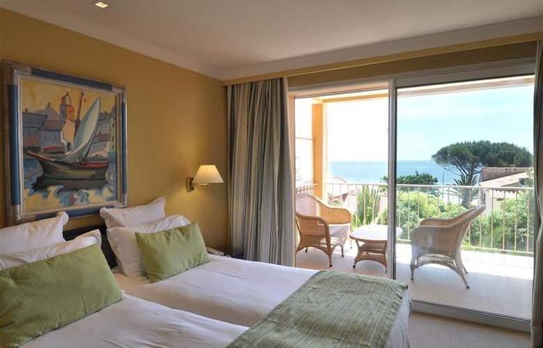 Best Western Hotel Montfleuri - Room - 91