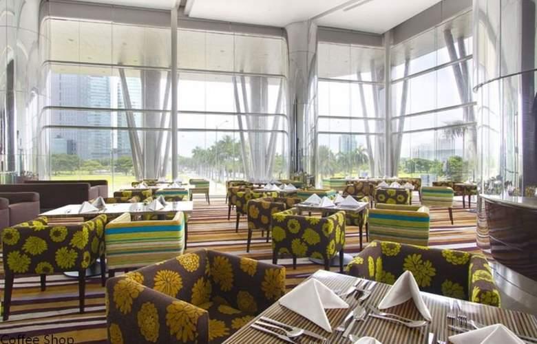 Acacia Hotel Manila - Restaurant - 9