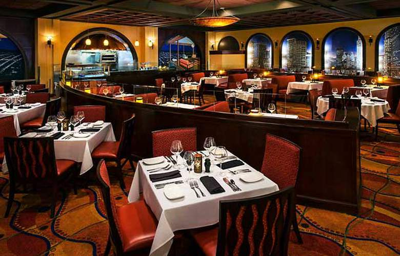 Los Angeles Airport Marriott - Restaurant - 9