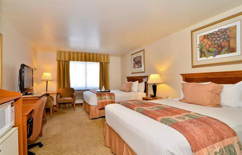 Best Western Plus High Sierra Hotel - Hotel - 91