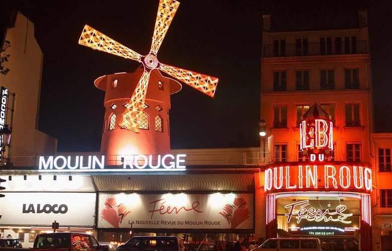 Mercure Paris Montmartre Sacre Coeur - Hotel - 19