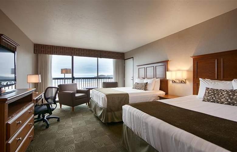 Best Western Plus Agate Beach Inn - Room - 82