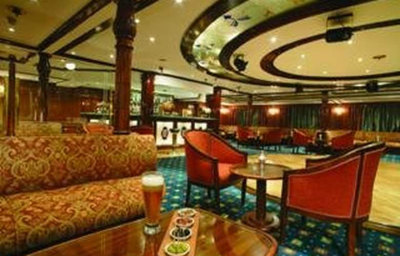 M/S Moevenpick Radamis II Nile Cruise - Bar - 7