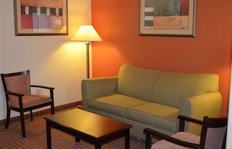 Best Western Greenspoint Inn and Suites - Room - 126