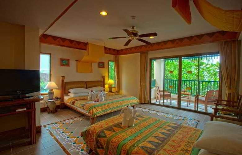 Chaba Cabana Beach Resort - Room - 5