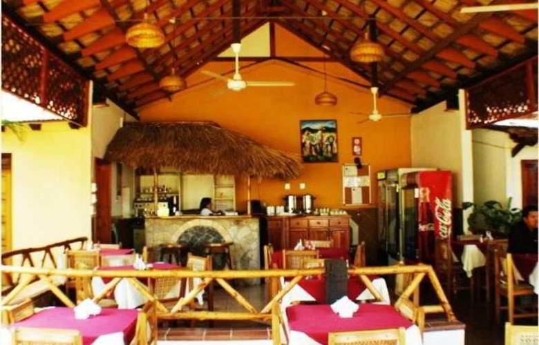Hotel Europeo-Fundación Dianova Nicaragua - Restaurant - 9