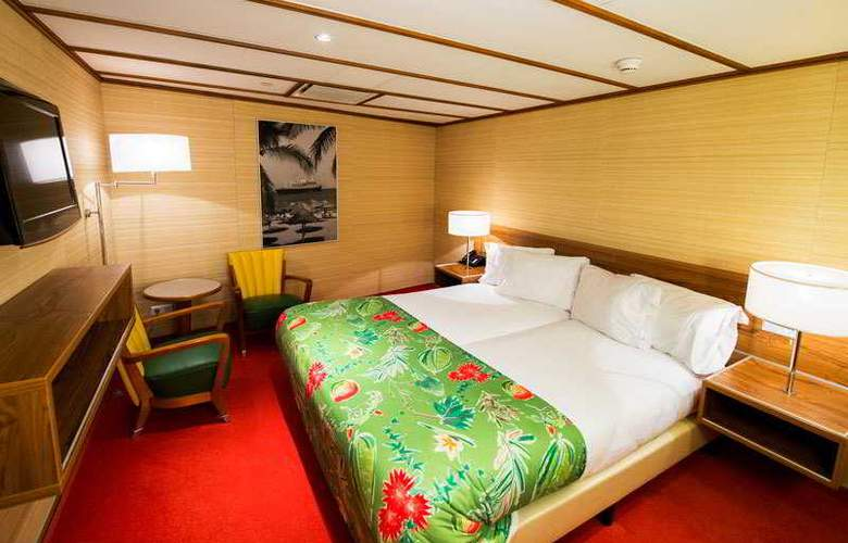 SS Rotterdam by Westcord Hotels - Room - 21