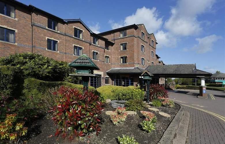 Best Western Stoke-On-Trent Moat House - Hotel - 49