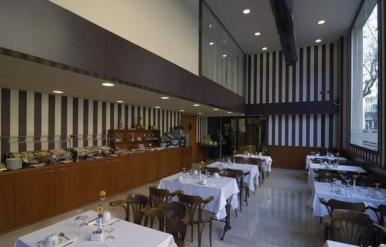 BCN Urban Hotels Del Comte - Restaurant - 13