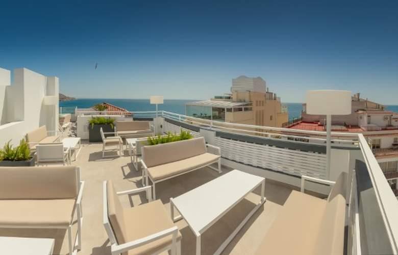 Gastrohotel RH Canfali - Terrace - 25
