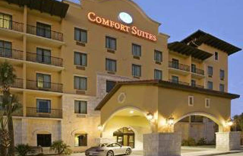 Comfort Suites Alamo/Riverwalk - Hotel - 0
