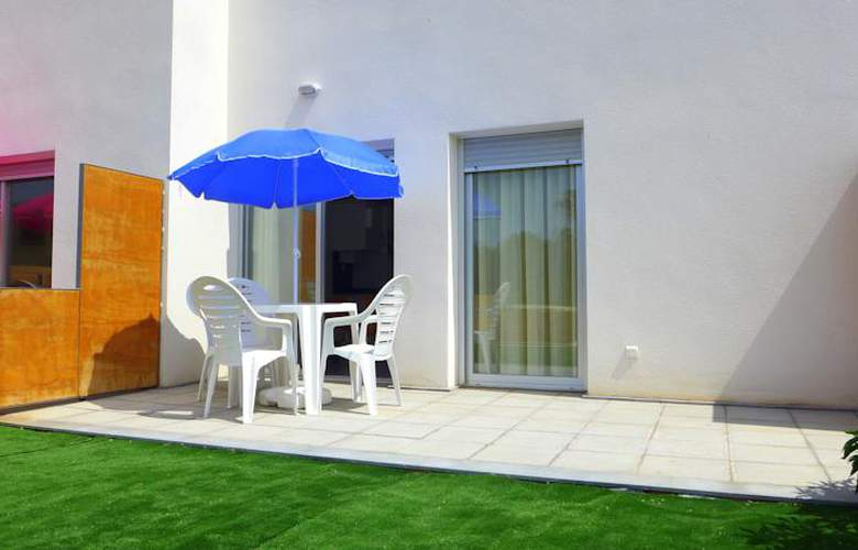 Sun Dore Rentalmar - Terrace - 28