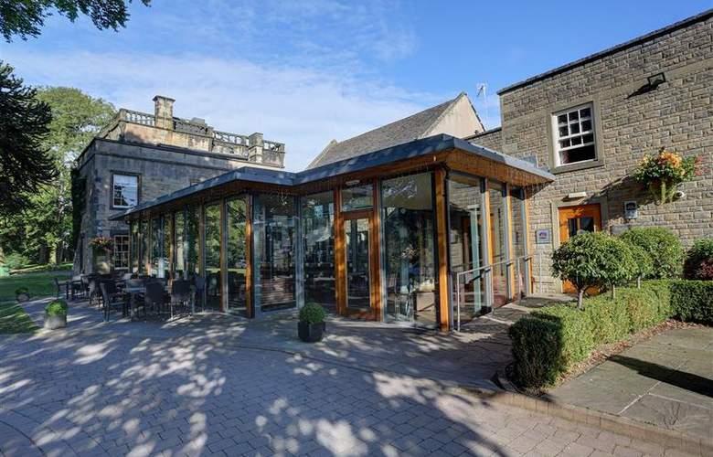 Best Western Mosborough Hall - Hotel - 148
