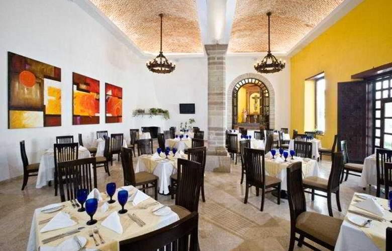 Ex-Hacienda San Xavier - Restaurant - 3