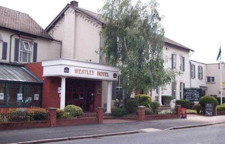 Best Western Westley - Hotel - 23