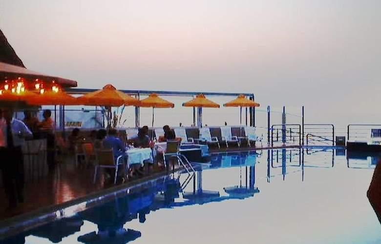 Ilianthos Village Suites - Bar - 8